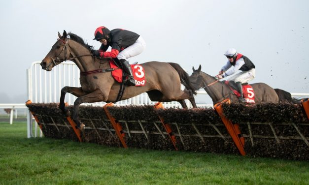 Culture de Sivola won again – Kempton december the 27th